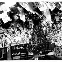 The Davis Home Decorated in Cards