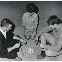 1966 Students Zenaida Balingil and 2 others.jpg